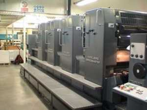HEIDELBERG Speed Master 102 VP