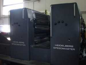HEIDELBERG Speed Master 102 Z