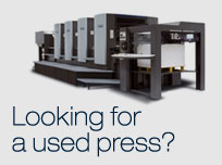 Looking for a used press?