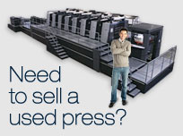 Need to sell a used press?